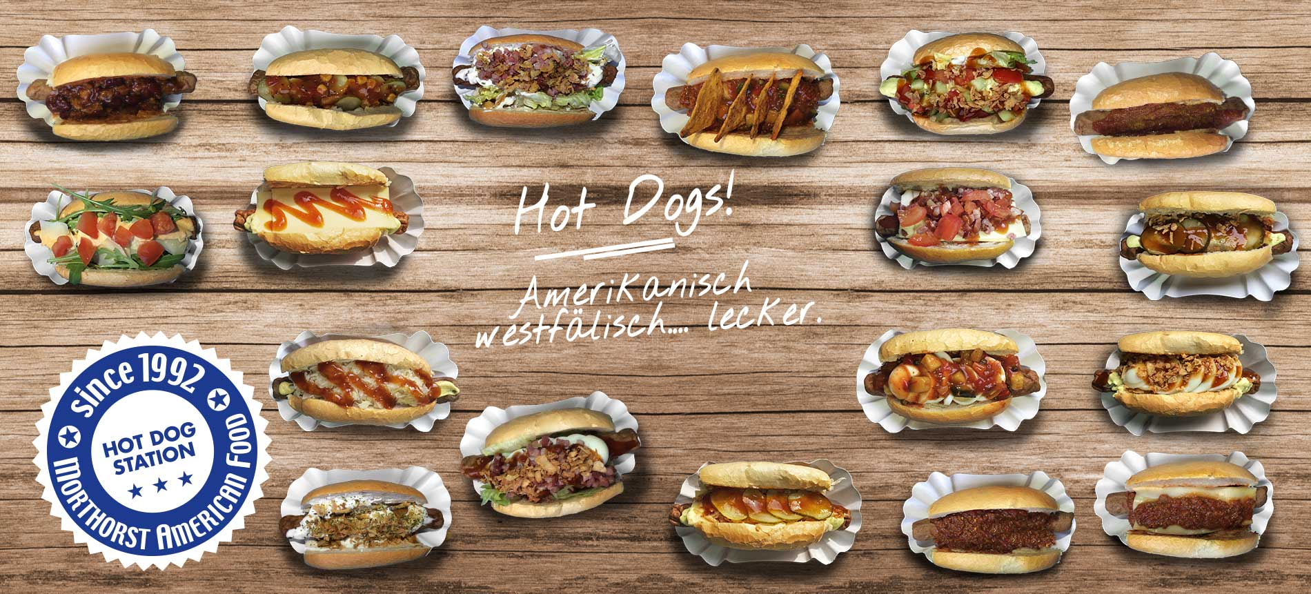Hot Dog Station Hot Dogs