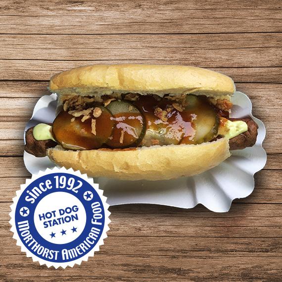 Hot Dog Spezial