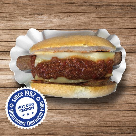 Hot Dog Cincinnati