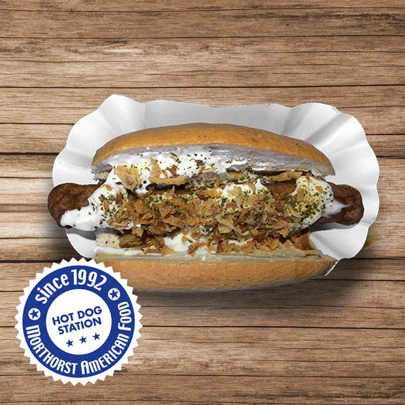 Hot Dog Gyros