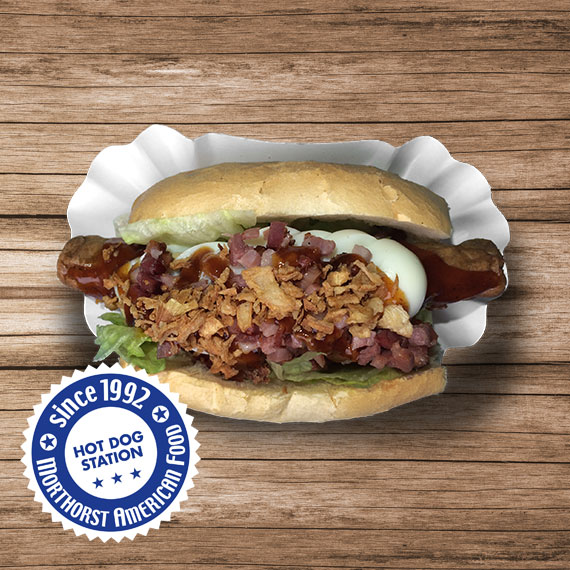 Hot Dog John Wayne