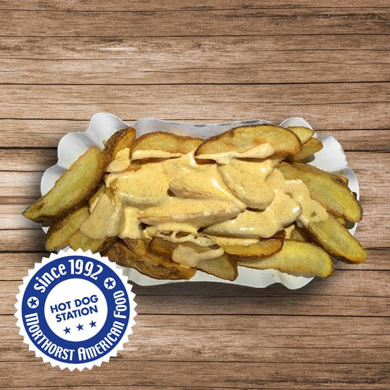Kartoffelecken Sauerrahm