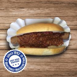 Hot Dog Gyros Mexikanisch