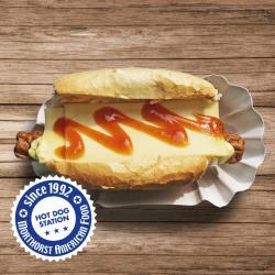 Hot Dog Texas Käse